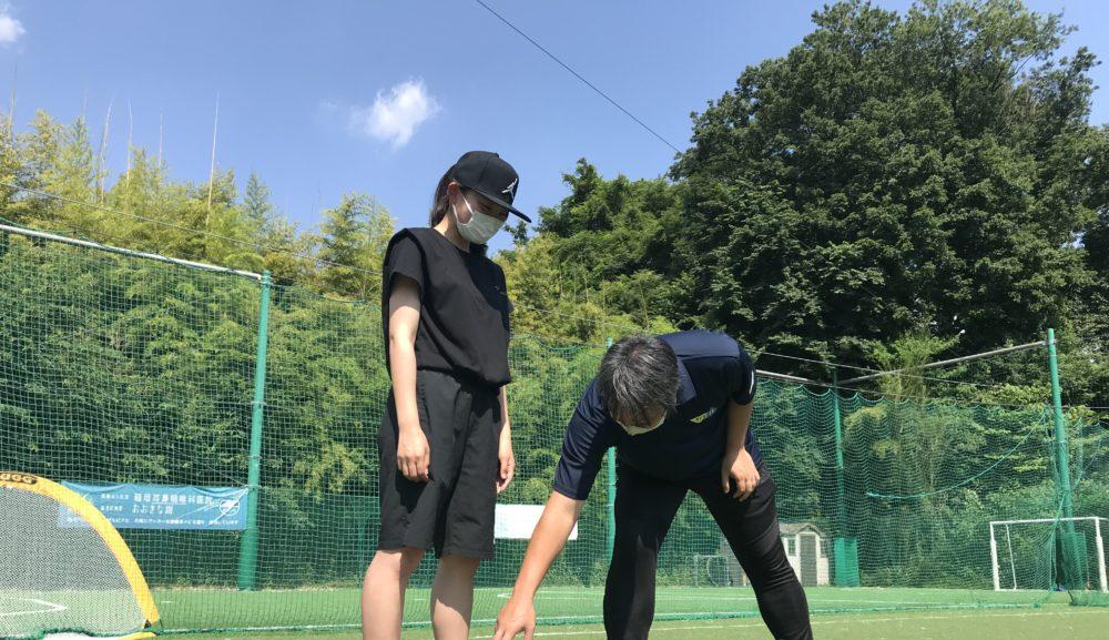 【ゴールキーパー GK】パントキック練習法④ サイドボレーでかっこよくキメてみよう!